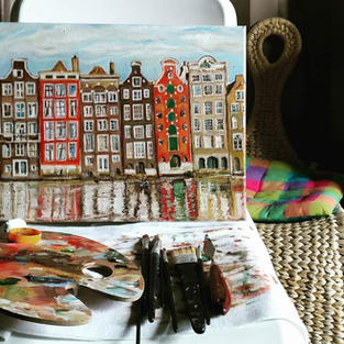 Amsterdam - my love