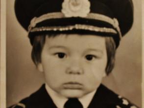 "My Soviet childhood in photos. Episode 1. ""Militarism, sports, space"""