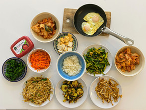 Central Asian Koreans and their gastronomic gifts. Plus, some bibimbap.