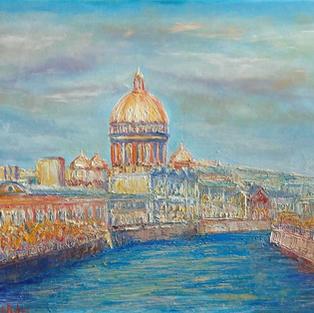 City on Neva