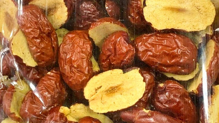 Seedless Jujube (Sliced) 去籽切片红枣