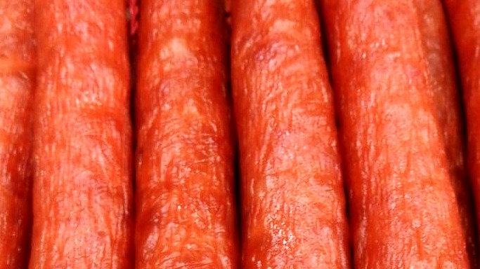Chinese Sausage 手工加瘦极品腊肠