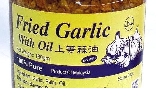 Fried Garlic with Oil 上等蒜油