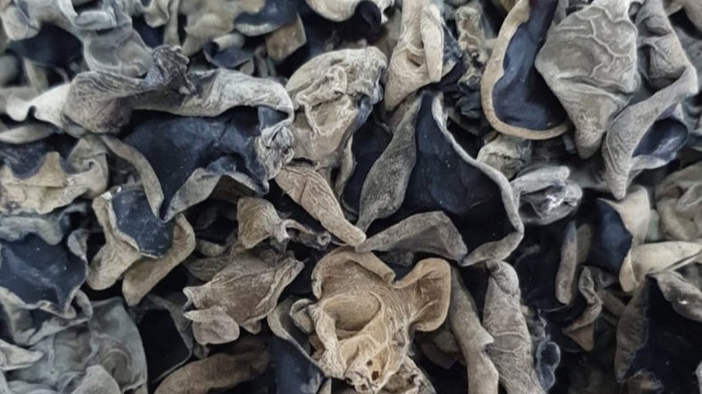Black Fungus (Grade A) A级黑木耳 (川耳)