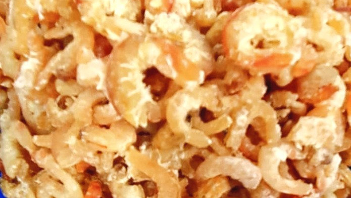 Dried Shrimp (Grade AAA) 印尼AAA级肉虾