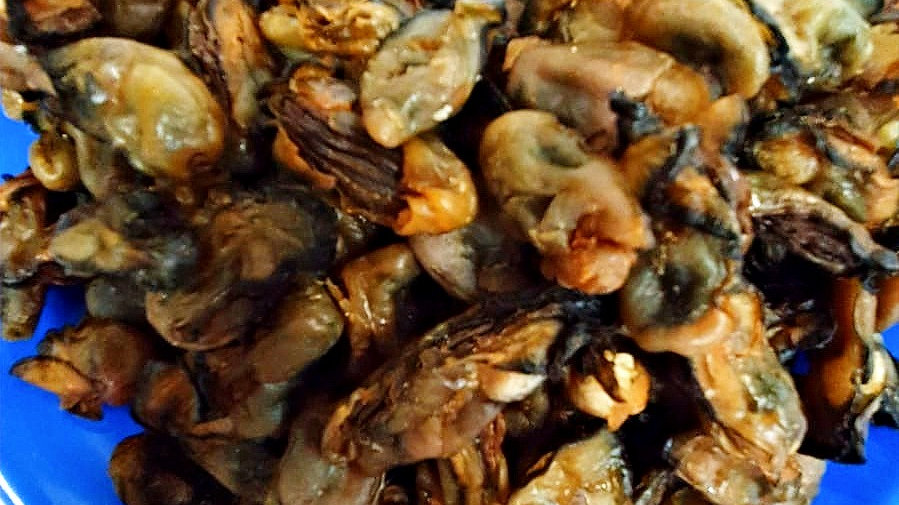 Oyster (Dried, size S) 蚝干 (小)