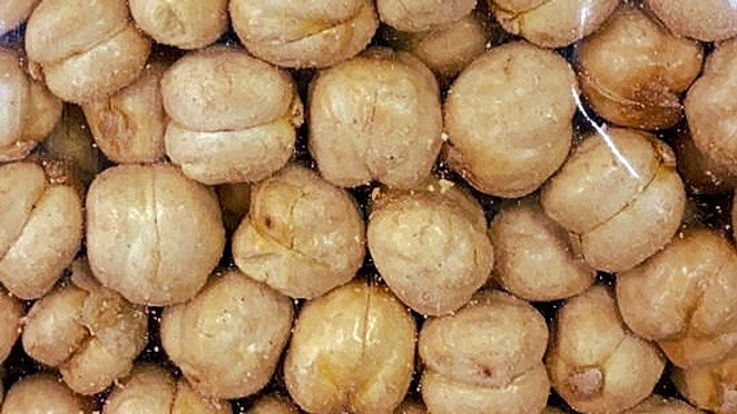 Roasted Chickpeas 烘烤鹰嘴豆
