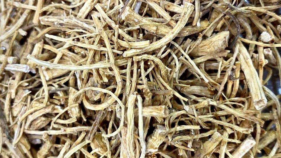 American Ginseng Root 美国洋参须