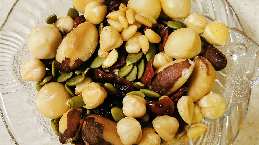 Mixed Nuts (Premium)