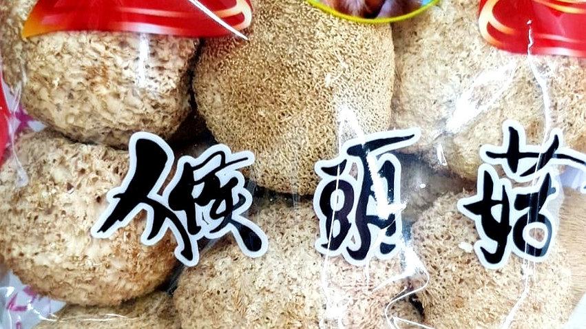 Lion's Mane Mushroom 猴头菇