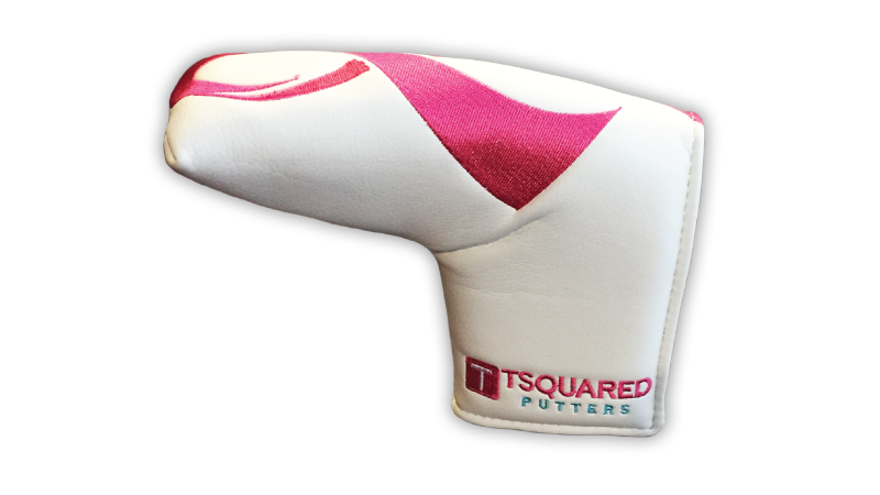 Pink Ribbon Headcover