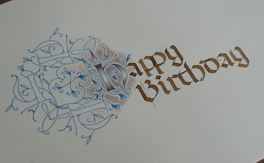 Birthdaycard