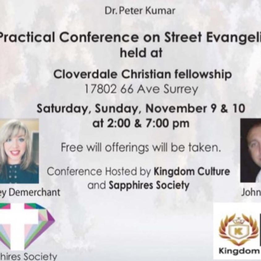 20-20 Vision Prophetic Evangelism