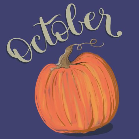 Pumpkin month