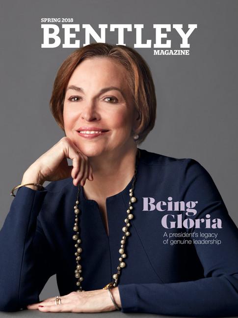 Bentley Magazine Spring 2018