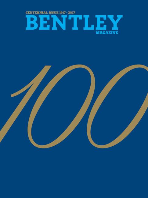 Bentley Magazine Centennial Issue