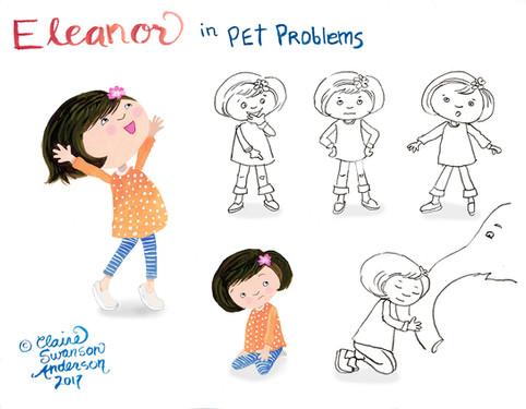 Children's book character exploration
