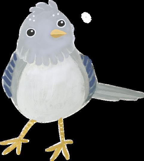 Home decor bird 2