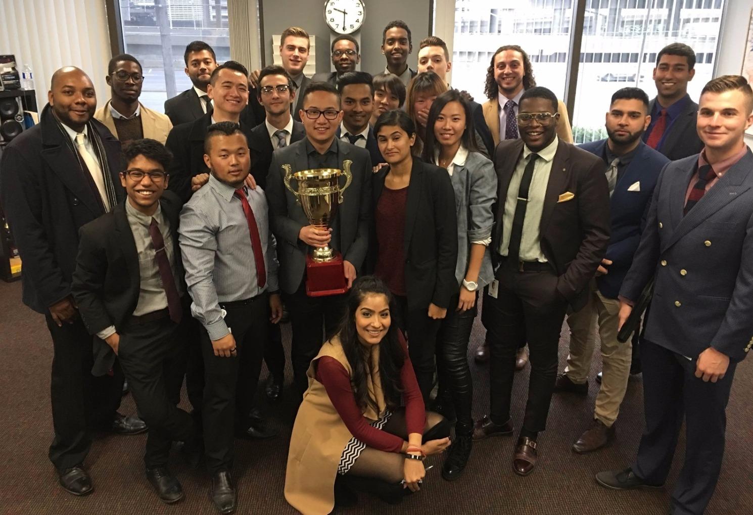 DucMeta: Campaign Cup Winners!