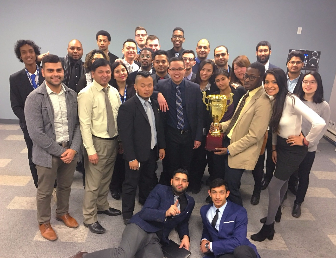 DucMeta: Campaign Cup Winners