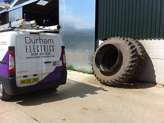 Durham Electrics | Agricultural Electrical Contractor