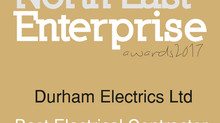 Durham Electrics pick up two SME News Awards