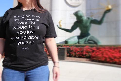 Ways Imagine Tee