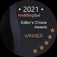 2021 WeddingRule Editor Choice.png