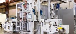 Precision electrode production machi