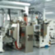 Calnder machine line
