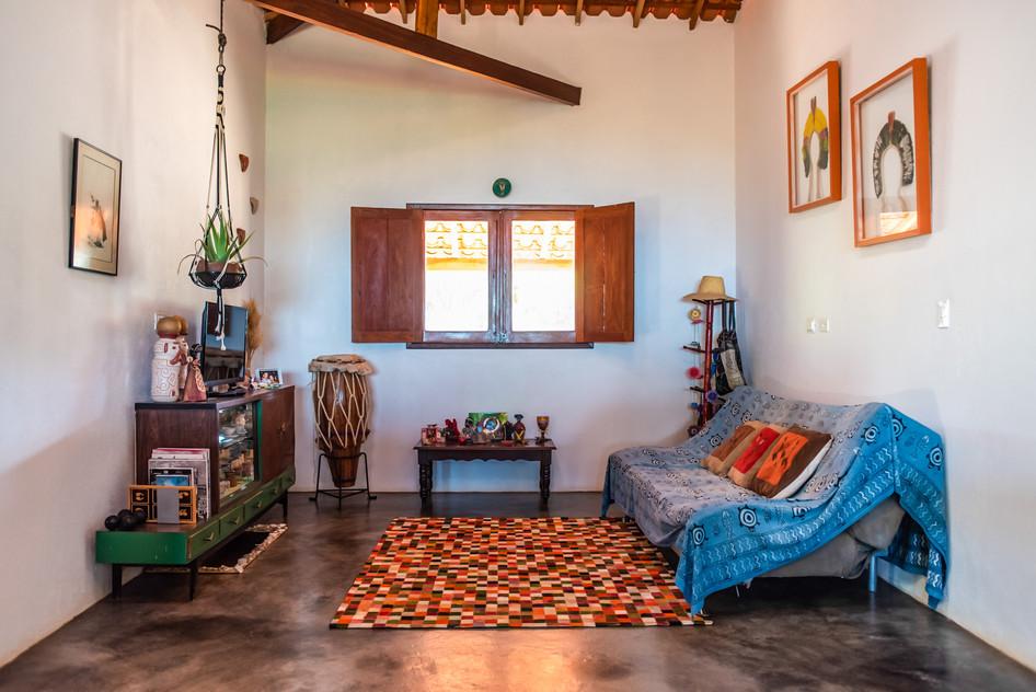 Sala em Casa para aluguel