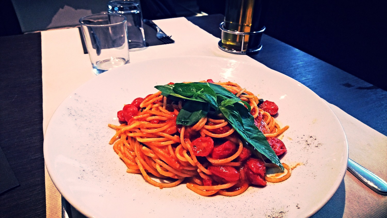 restaurant cinecitta spaghetti 1