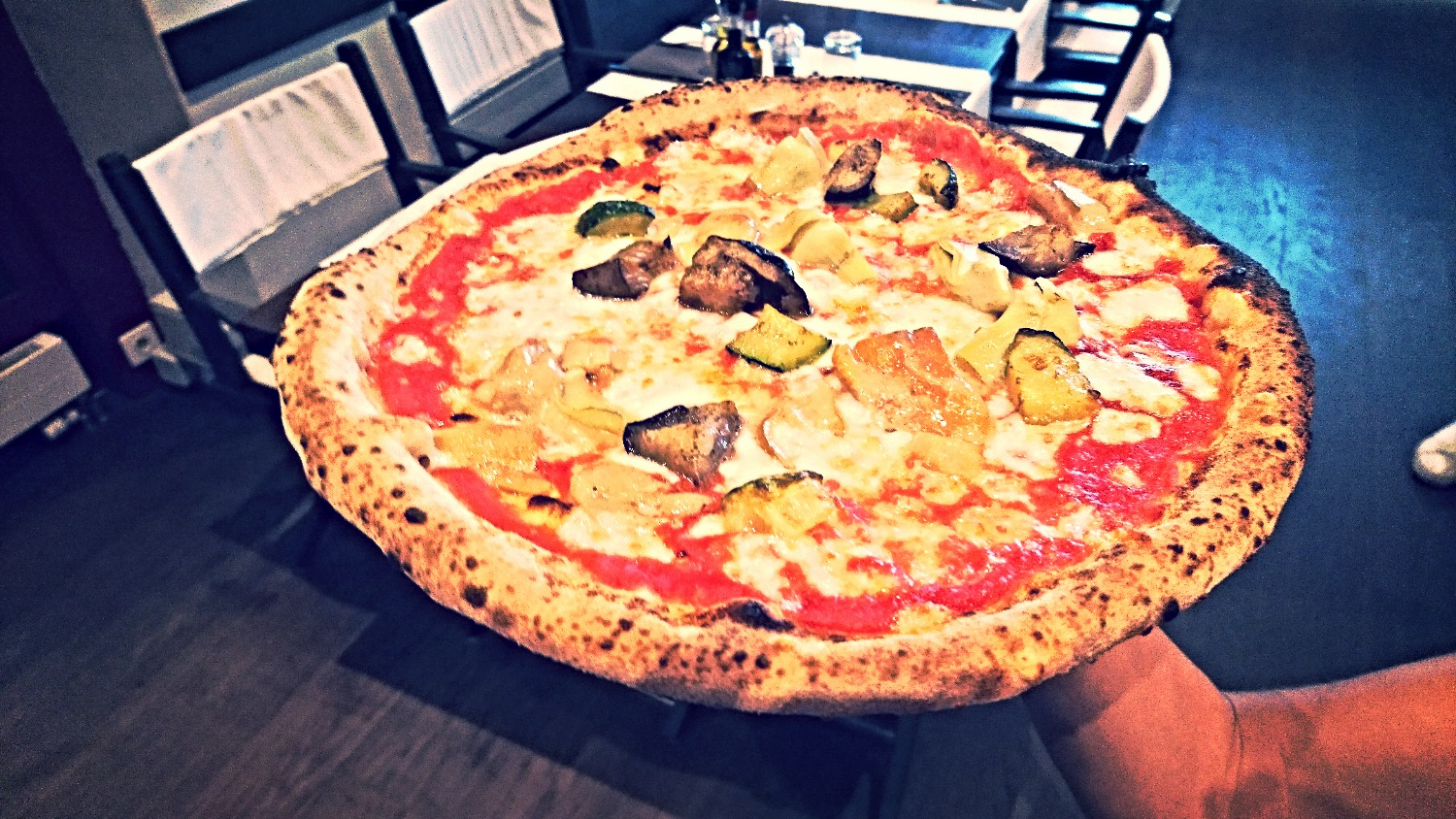 restaurant cinecitta pizza 2