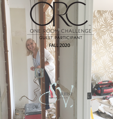 One Room Challenge - Fall 2020 - Week 4 - Master Bedroom