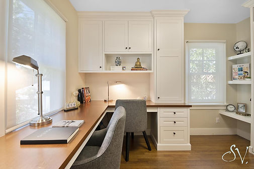 Bright & Functional Home Office