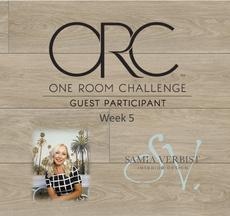 One Room Challenge - Fall 2020 - Week 5 - Master Bedroom