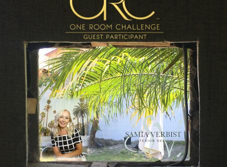 One Room Challenge - Fall 2020 - Week 2 - Master Bedroom