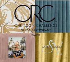 One Room Challenge - Fall 2020 - Week 3 - Master Bedroom