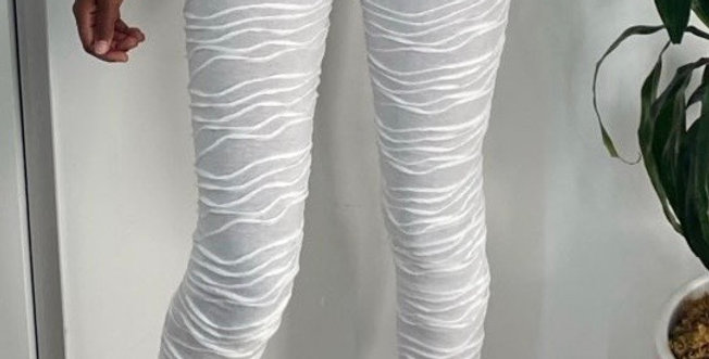 Ivory pant