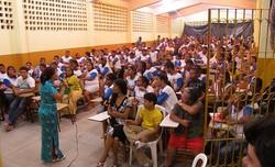Madalena's nas escolas brasileiras
