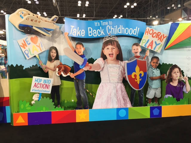 New York Toy Fair 2018 Diorama