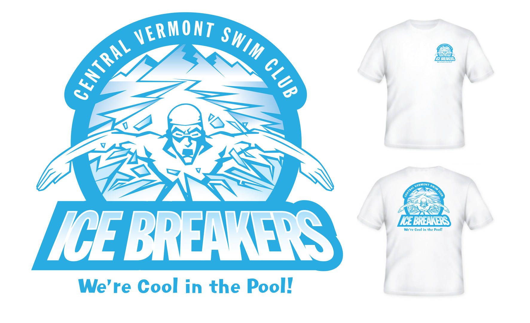 Ice Breakers T-shirt Design - OUTLINES.j