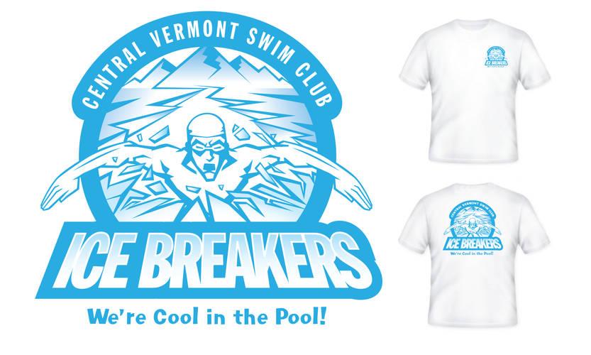 Ice Breakers T-shirt Design - OUTLINES.j