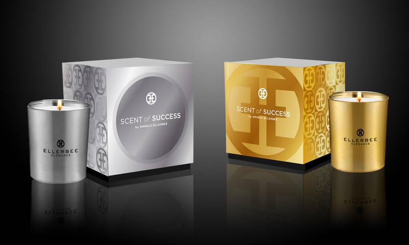 scent of success - mockups