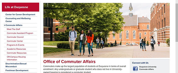 Duq Commuter Affairs.JPG
