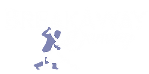 Breakaway Dancing logo no year transpare