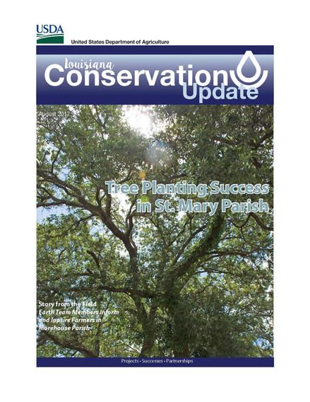 USDA NRCS Louisiana Conservation Update