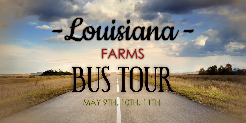 Louisiana Farms Bus Tour