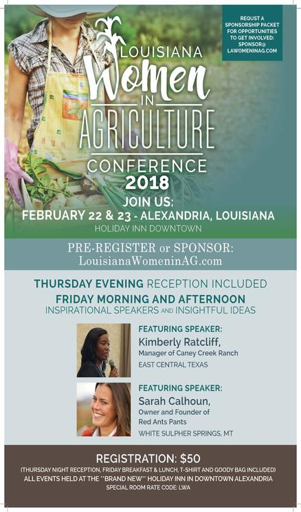 LA Women in Agriculture