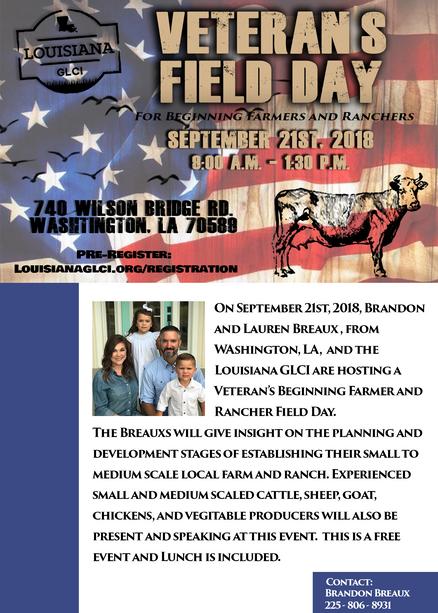 Veterans Field Day